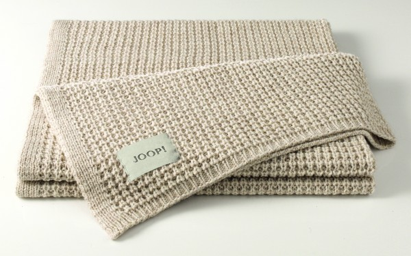 "Strickplaid ""JOOP! Double-Knit"""